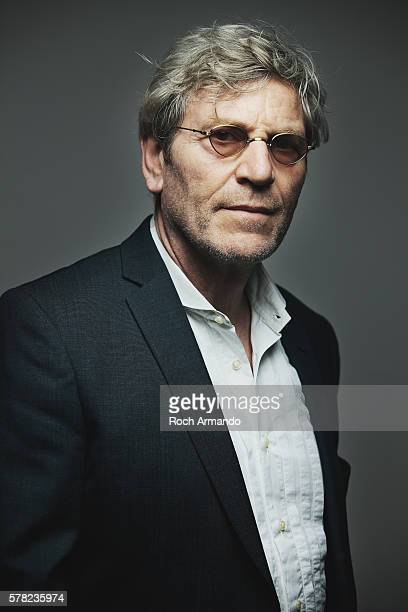 Actor Tcheky Karyo is photographed for Self Assignment on June 21 2012 in Cabourg France