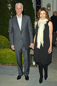Actor Ted Danson and actress Mary Steenburgen arrive to the annual Oceana Partner's Awards Gala honoring former Vice President Al Gore at the home of...