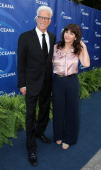 Actor Ted Danson and wife actress Mary Steenburgen attend Oceana's 6th Annual SeaChange Summer Party at Villa di Sogni on August 18 2013 in Laguna...
