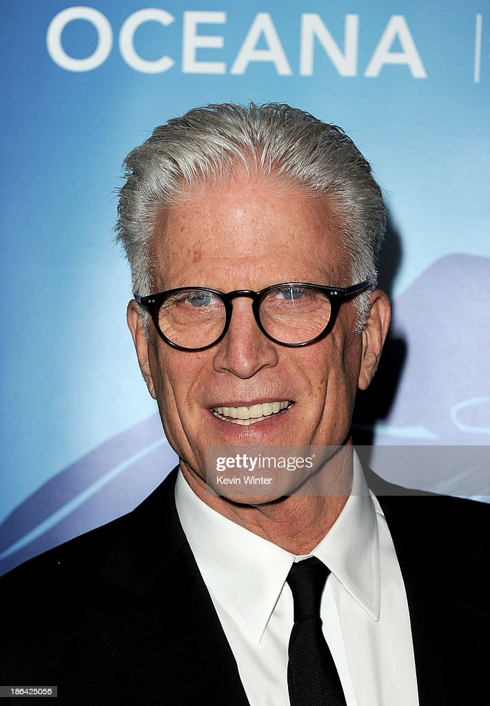 Actor <a gi-track='captionPersonalityLinkClicked' href=/galleries/search?phrase=Ted+Danson&family=editorial&specificpeople=210692 ng-click='$event.stopPropagation()'>Ted Danson</a> arrives at the Oceana Partners Award Gala at the Beverly Wilshire Hotel on October 30, 2013 in Beverly Hills, California.