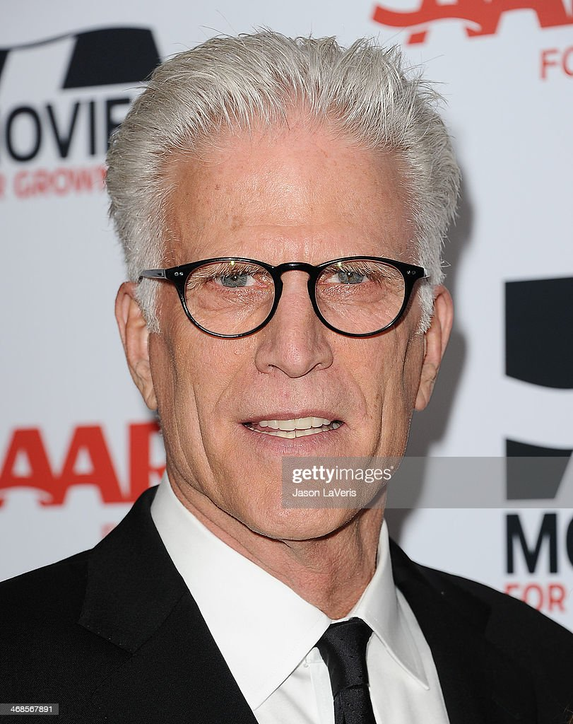 Actor Ted Danson attends the 13th annual AARP's Movies For Grownups Awards gala at Regent Beverly Wilshire Hotel on February 10, 2014 in Beverly Hills, California.