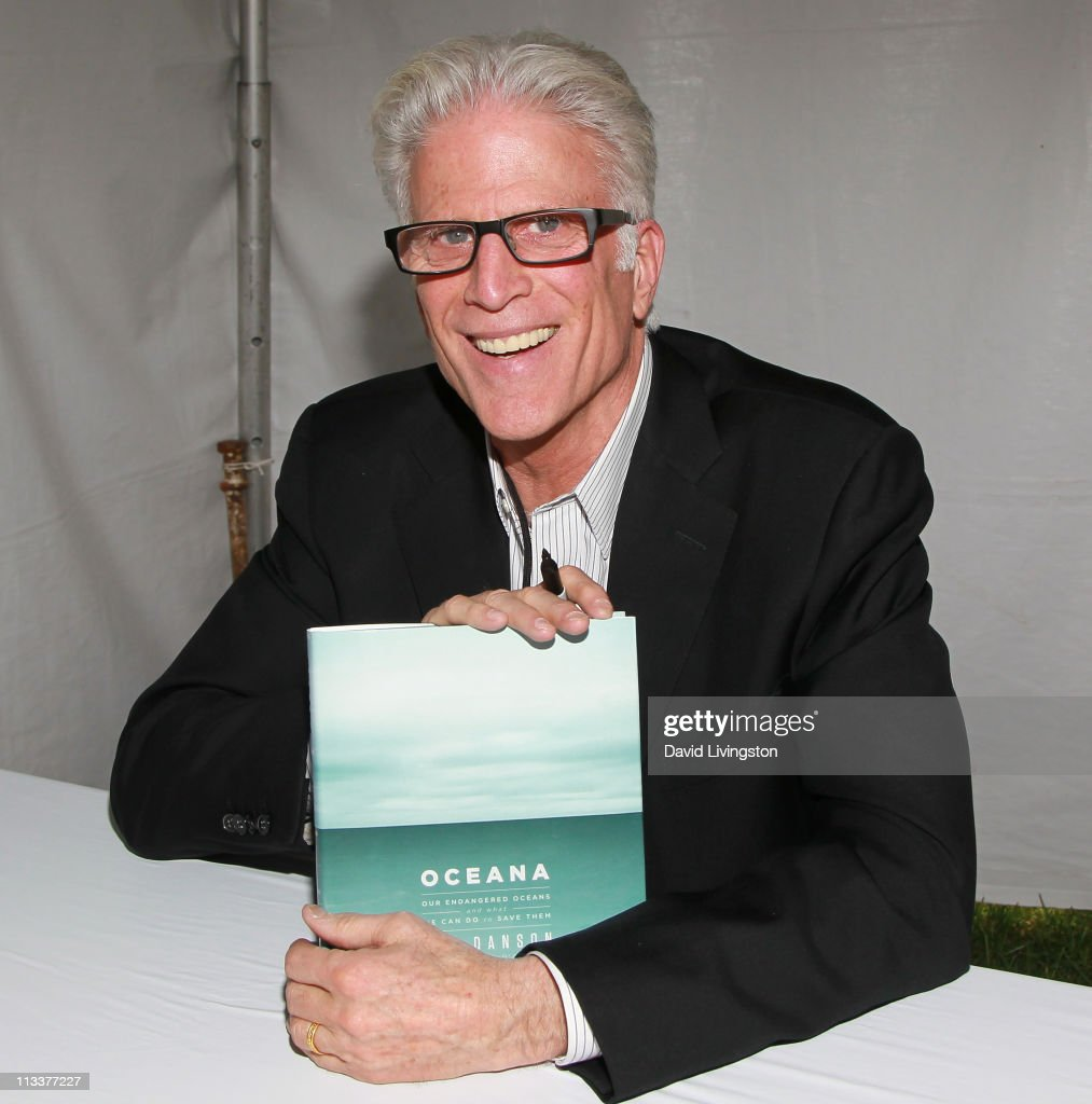 Actor Ted Danson attends the 16th Annual Los Angeles Times Festival of Books - Day 2 at USC on May 1, 2011 in Los Angeles, California.