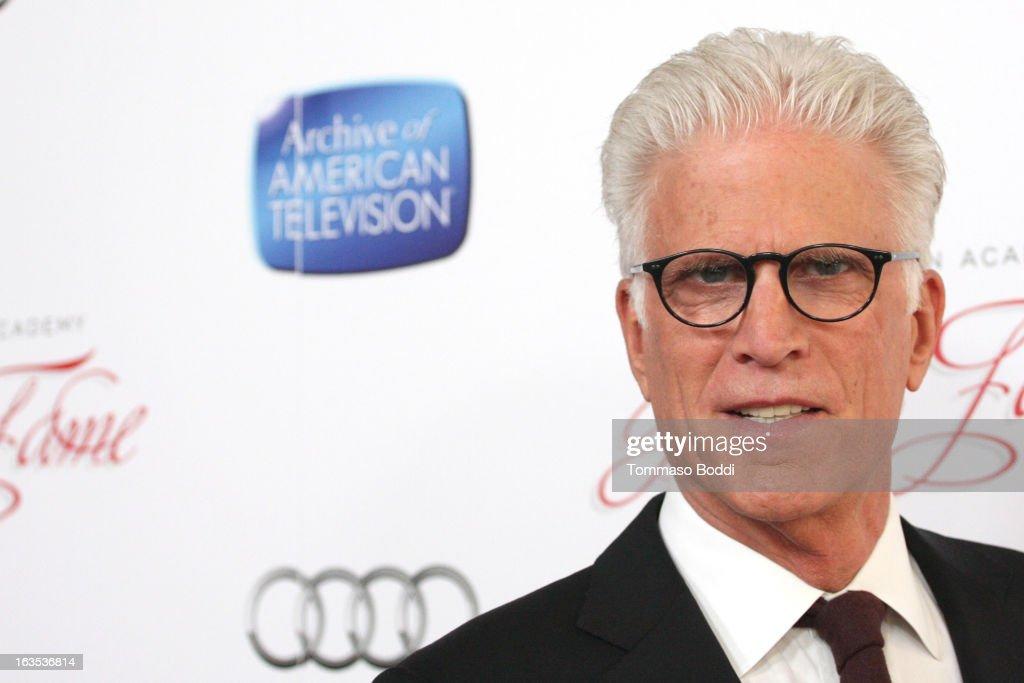 Actor Ted Danson atten...