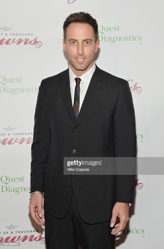 Actor Ted Detwiler attends the 28th annual Night of a Thousand Gowns at the Marriott Marquis Times Square on March 29, 2014 in New York City.