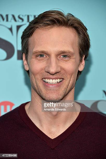 Actor Teddy Sears arrives at the 'Masters Of Sex' special screening hosted by Showtime And Sony Pictures Television at the Cary Grant Theater on May...