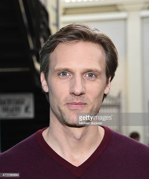 Actor Teddy Sears arrives at the screening of Showtime and Sony Pictures Television's 'Masters Of Sex' at the Cary Grant Theater on May 5 2015 in...