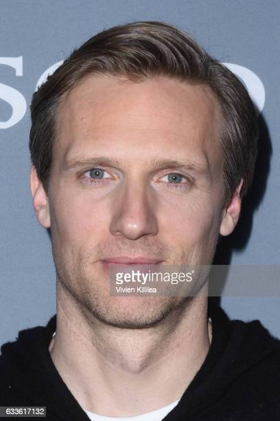 "Actor Teddy Sears attend a press junket for ""24 Legacy"" during Day One of the aTVfest 2017 presented by SCAD on February 2 2017 in Atlanta Georgia"