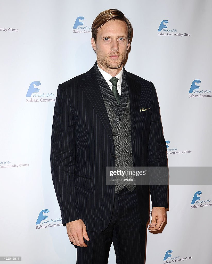 Actor Teddy Sears attends Saban Community Clinic's 37th annual benefit gala at The Beverly Hilton Hotel on November 25, 2013 in Beverly Hills, California.