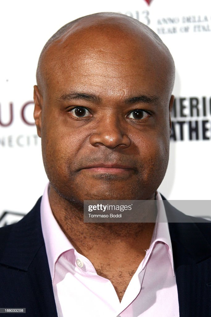 Actor Terence Bernie Hines attends the Luce Cinecitta' and the American Cinematheque in collaboration with AFI FEST present Cinema Italian Style opening night held at the Egyptian Theatre on November 14, 2013 in Hollywood, California.