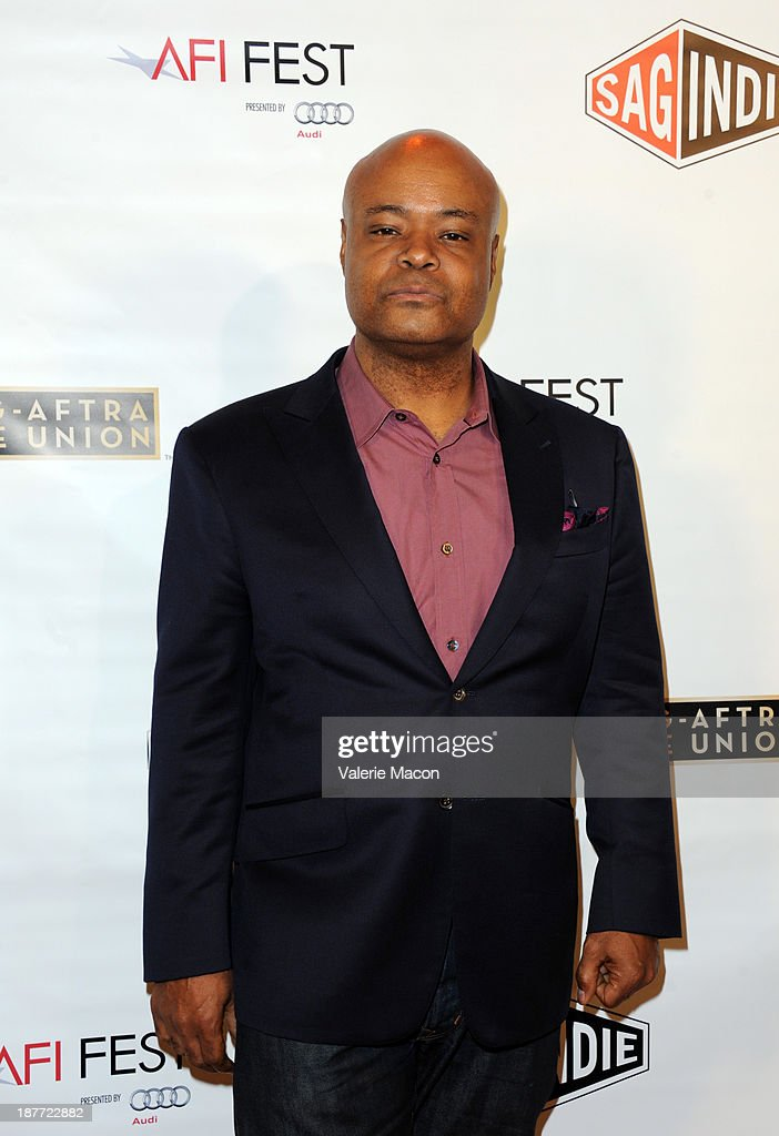 Actor Terence Bernie Hines attends the Tribute to Bruce Dern with SAG-AFTRA, SAGindie And The National SAGindie Committee during AFI FEST presented by Audi at The Roosevelt Hotel on November 11, 2013 in Hollywood, California.