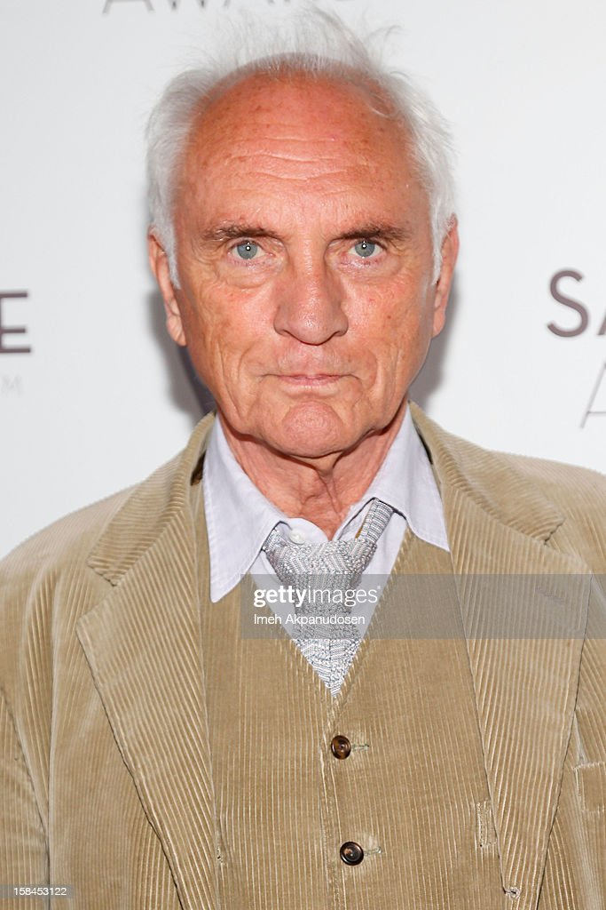 Actor Terence Stamp attends International Press Academy's 17th Annual Satellite Awards at InterContinental Hotel on December 16, 2012 in Century City, California.