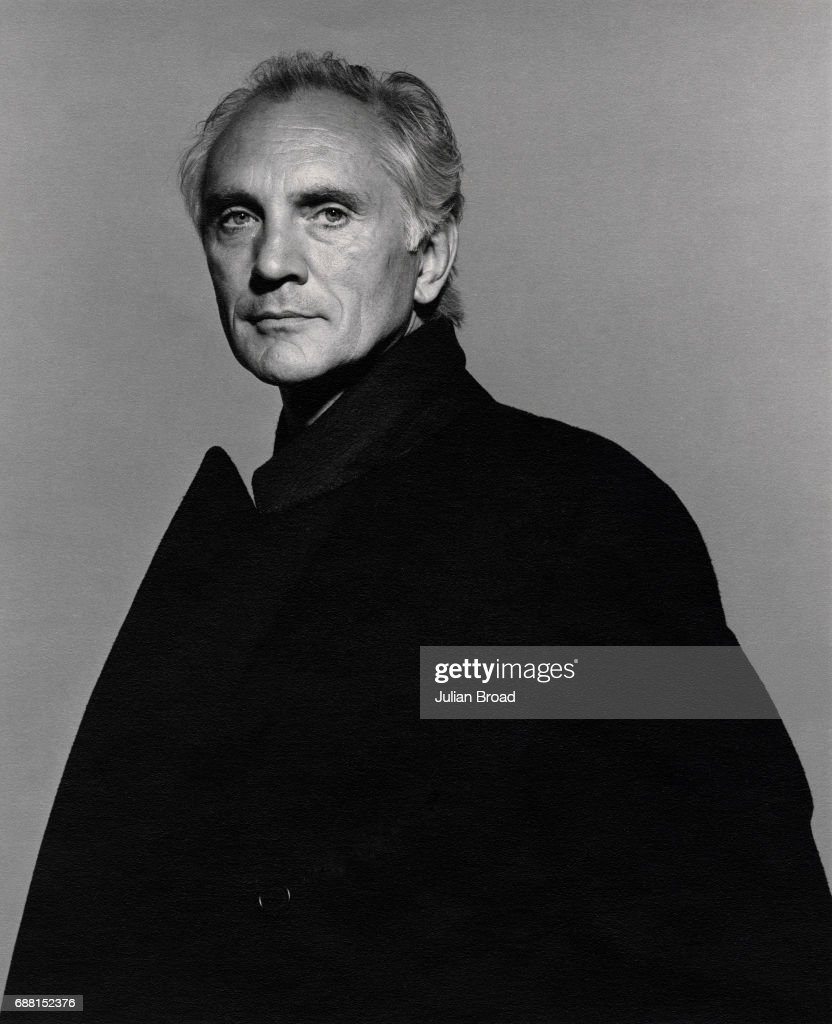 Julian Broad Portrait Archive