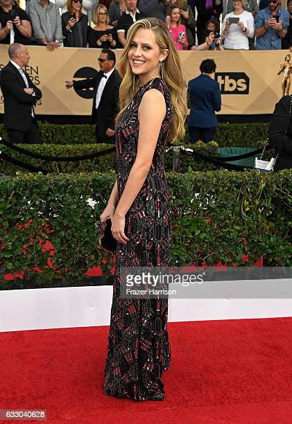 Actor Teresa Palmer attends The 23rd Annual Screen Actors Guild Awards at The Shrine Auditorium on January 29 2017 in Los Angeles California 26592_008