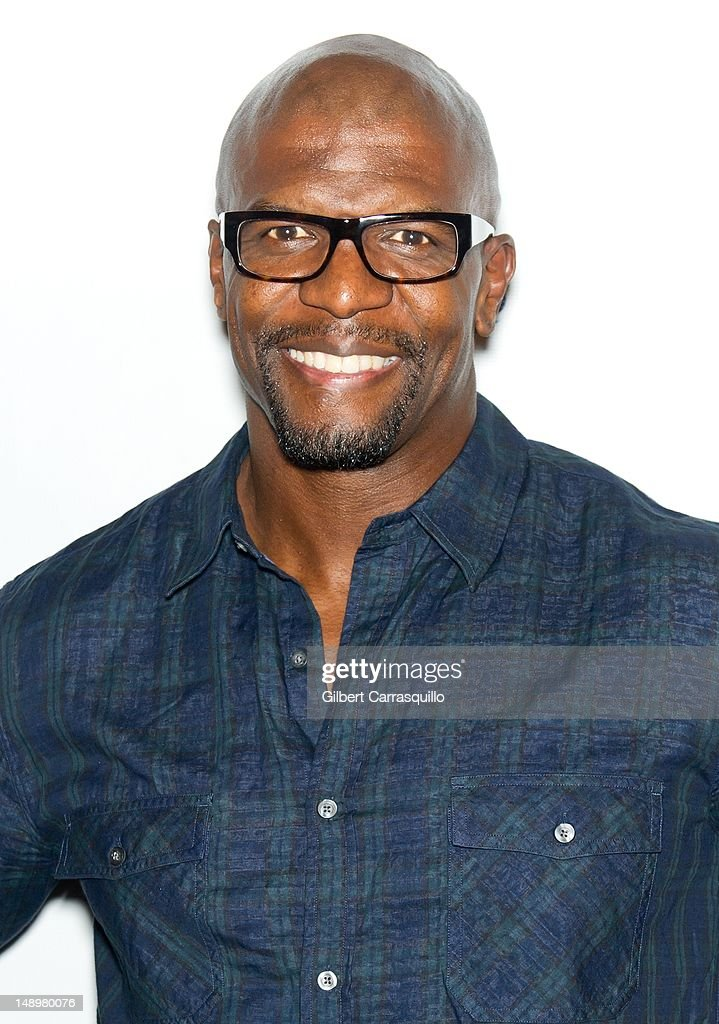 Actor Terrence Alan 'Terry' Crews attends the American Benefactor Foundation 'I WILL Be Great Leaders' Ceremony honoring Charles Alston at Drexel University on July 20, 2012 in Philadelphia, Pennsylvania.