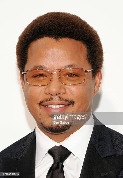 Actor Terrence Howard attends Lee Daniels' 'The Butler' New York Premiere at Ziegfeld Theater on August 5 2013 in New York City