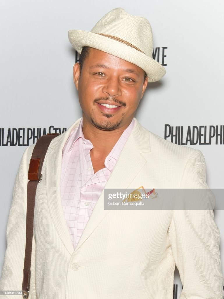 philadelphia style magazine hosts the th annual actor terrence howard attends the philadelphia style magazine hosts the 8th annual best of style