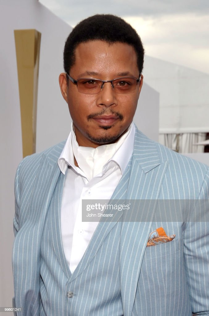 Actor Terrence Howard attends the Winnie Cocktail Party held at the Martini Terraza during the 63rd Annual International Cannes Film Festival on May 16, 2010 in Cannes, France.