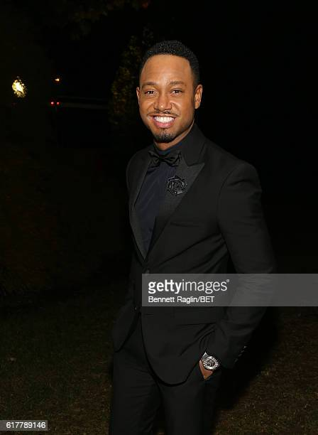 Actor Terrence J attends 'An Obama Celebration' BET's at The White House on October 21 2016 in Washington DC