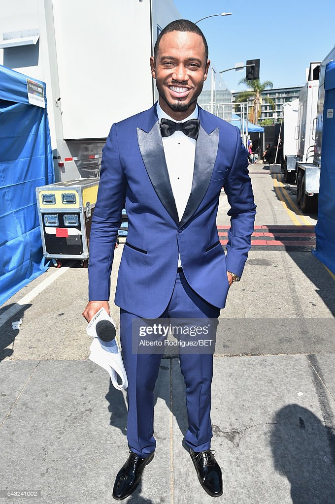 Actor Terrence Jenkins attends the 2016 BET Awards at the Microsoft Theater on June 26, 2016 in Los Angeles, California.