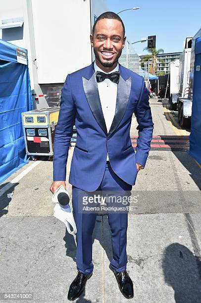 Actor Terrence Jenkins attends the 2016 BET Awards at the Microsoft Theater on June 26 2016 in Los Angeles California
