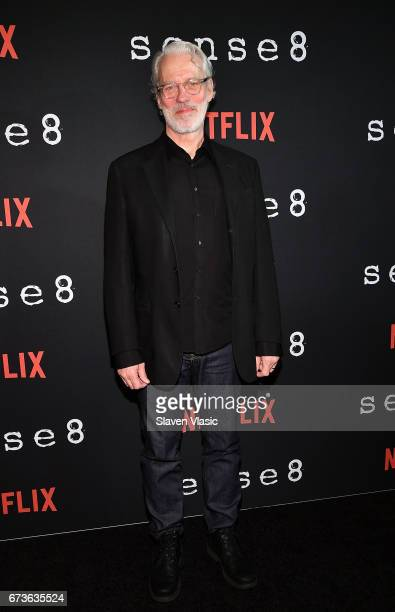 Actor Terrence Mann attends 'Sense8' New York Premiere at AMC Lincoln Square Theater on April 26 2017 in New York City
