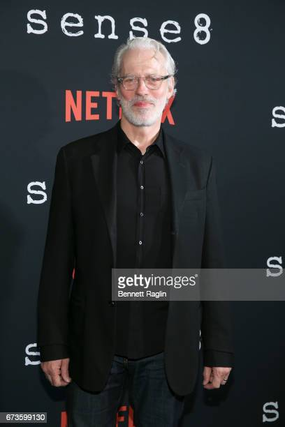 Actor Terrence Mann attends the 'Sense8' New York premiere at AMC Lincoln Square Theater on April 26 2017 in New York City
