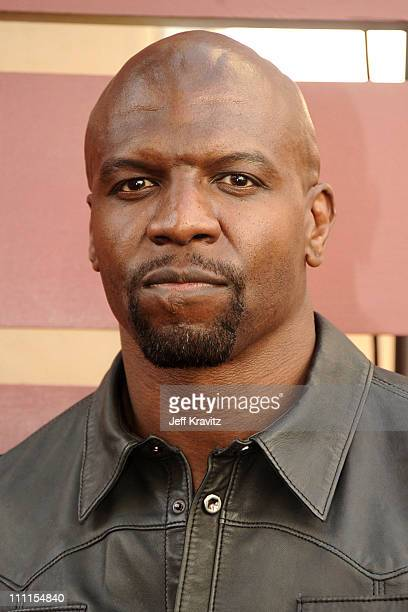 Actor Terry Crews arrives at Spike TV's 4th Annual 'Guys Choice Awards' held at Sony Studios on June 5 2010 in Los Angeles California