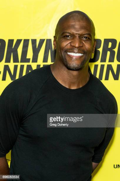 Actor Terry Crews arrives for the Fox's 'Brooklyn NineNine' FYC @ UCB at UCB Sunset Theater on June 14 2017 in Los Angeles California