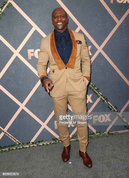 Actor Terry Crews attends FOX Fall Party at Catch LA on September 25 2017 in West Hollywood California