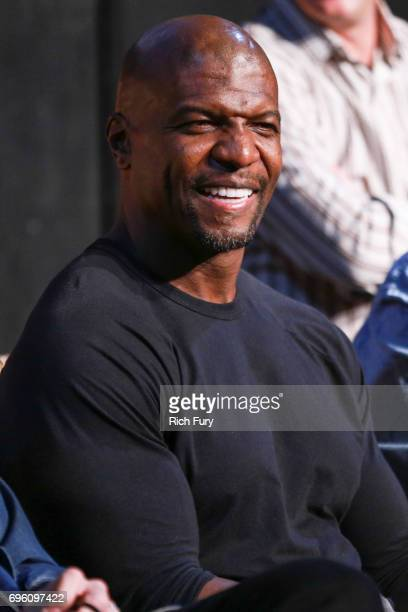 Actor Terry Crews attends Fox's 'Brooklyn NineNine' FYC @ UCB at UCB Sunset Theater on June 14 2017 in Los Angeles California