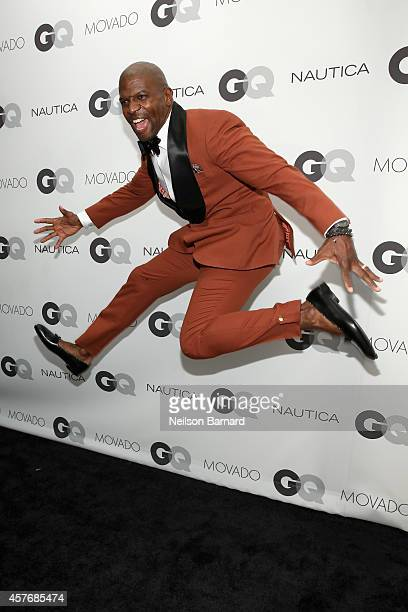 Actor Terry Crews attends the 2014 GQ Gentlemen's Ball at IAC HQ on October 22 2014 in New York City