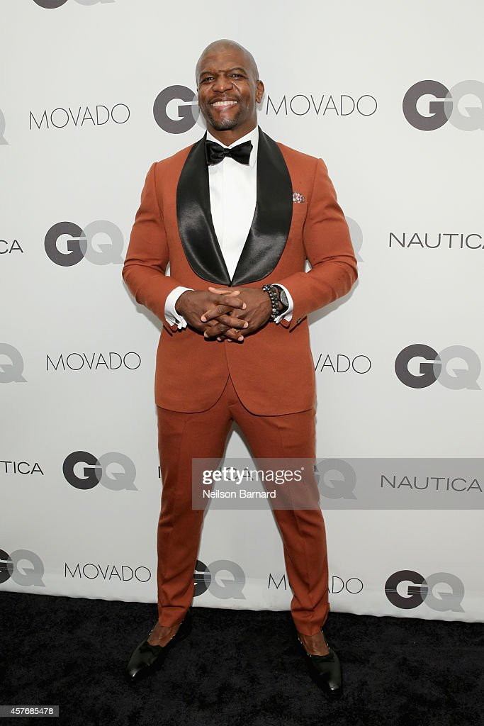 Actor Terry Crews attends the 2014 GQ Gentlemen's Ball at IAC HQ on October 22, 2014 in New York City.