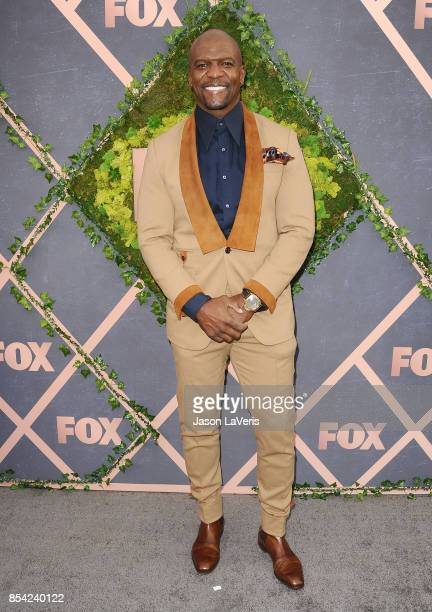 Actor Terry Crews attends the FOX Fall Party at Catch LA on September 25 2017 in West Hollywood California