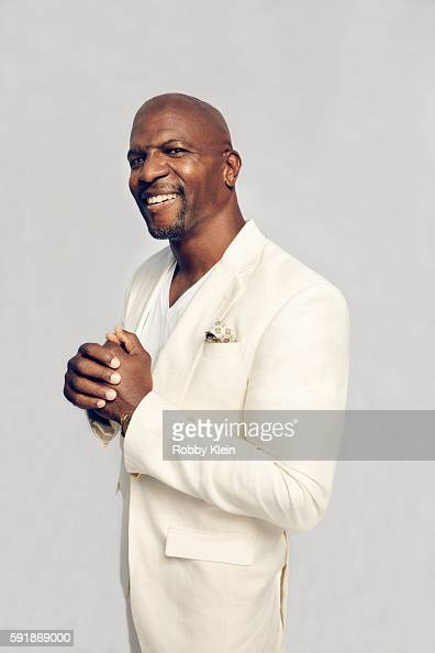 Actor Terry Crews from FOX's 'Brooklyn NineNine' poses for a portrait at the FOX Summer TCA Press Tour at Soho House on August 9 2016 in Los Angeles...