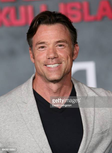 Actor Terry Notary attends the premiere of Warner Bros Pictures' 'Kong Skull Island' at Dolby Theatre on March 8 2017 in Hollywood California