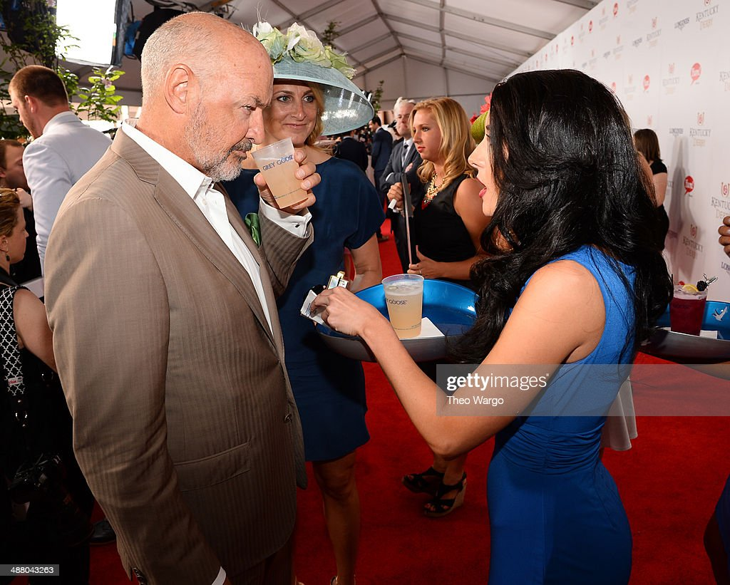 Actor <a gi-track='captionPersonalityLinkClicked' href=/galleries/search?phrase=Terry+O%27Quinn&family=editorial&specificpeople=613081 ng-click='$event.stopPropagation()'>Terry O'Quinn</a> at GREY GOOSE Lounge at 140th Kentucky Derby at Churchill Downs on May 3, 2014 in Louisville, Kentucky.