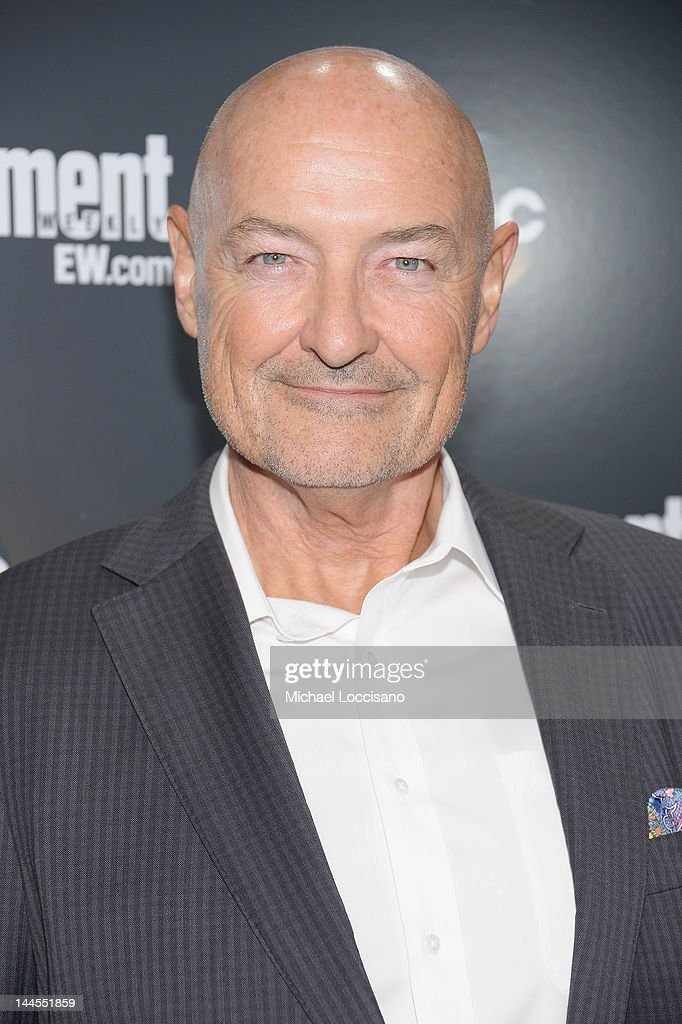 Actor Terry O'Quinn attends the Entertainment Weekly & ABC-TV Up Front VIP Party at Dream Downtown on May 15, 2012 in New York City.