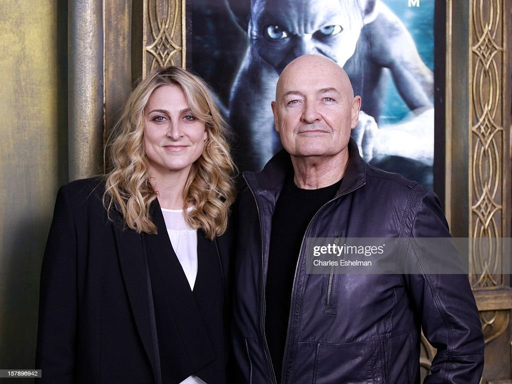 Actor <a gi-track='captionPersonalityLinkClicked' href=/galleries/search?phrase=Terry+O%27Quinn&family=editorial&specificpeople=613081 ng-click='$event.stopPropagation()'>Terry O'Quinn</a> attends 'The Hobbit: An Unexpected Journey' premiere at the Ziegfeld Theater on December 6, 2012 in New York City.