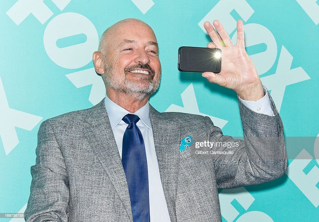 Actor Terry O'Quinn of 'Gang Related' attends the FOX 2103 Programming Presentation Post-Party at Wollman Rink - Central Park on May 13, 2013 in New York City.