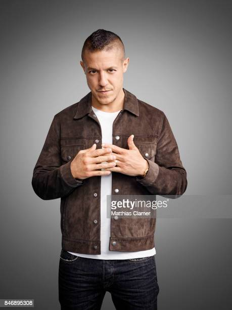 Actor Theo Rossi from 'Marvels Luke Cage' is photographed for Entertainment Weekly Magazine on July 21 2016 at Comic Con in the Hard Rock Hotel in...