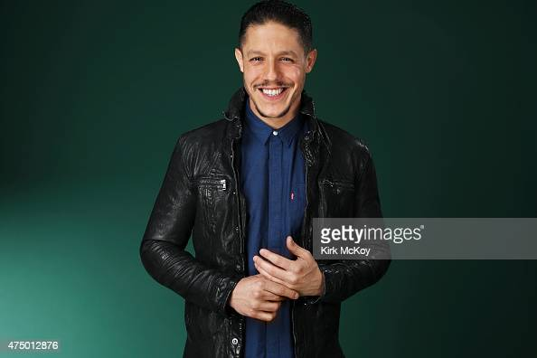 Actor Theo Rossi is photographed for Los Angeles Times on March 30 2015 in Los Angeles California PUBLISHED IMAGE CREDIT MUST BE Kirk McKoy/Los...