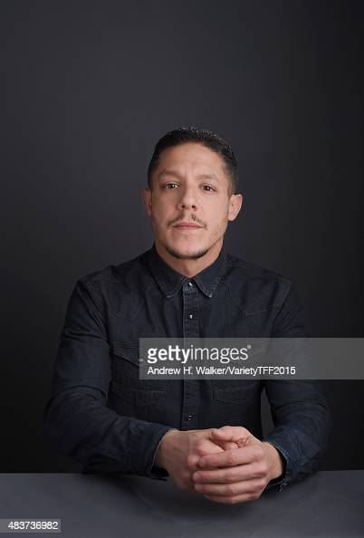 Actor Theo Rossi is photographed for Variety at the Tribeca Film Festival on April 19 2015 in New York City