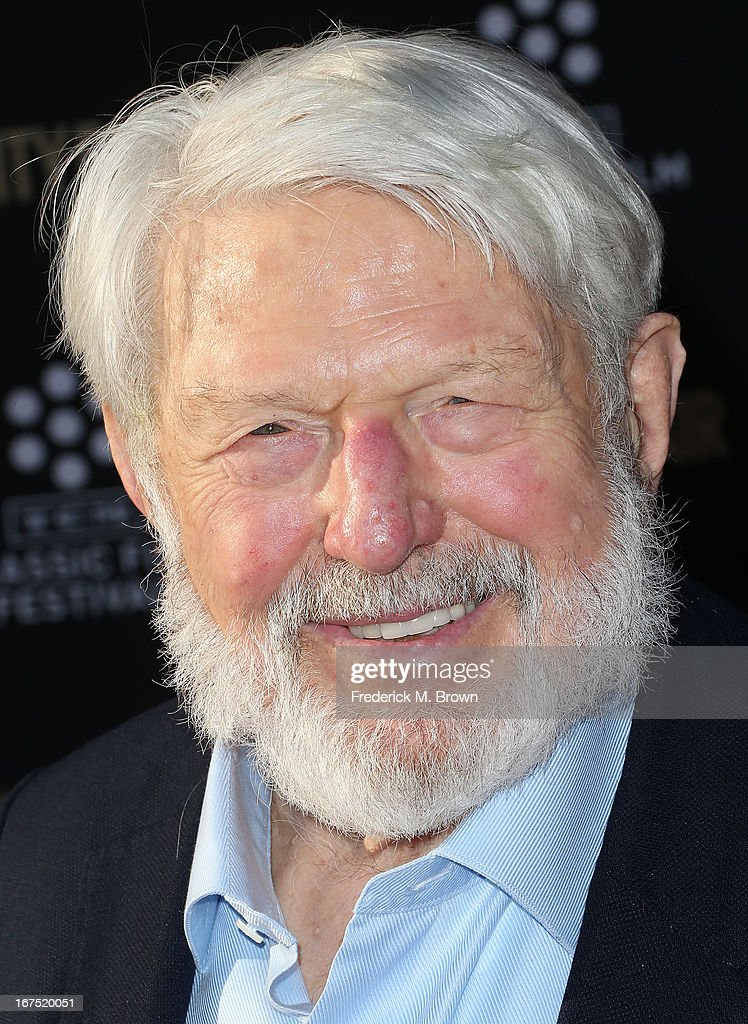 Actor <a gi-track='captionPersonalityLinkClicked' href=/galleries/search?phrase=Theodore+Bikel&family=editorial&specificpeople=993303 ng-click='$event.stopPropagation()'>Theodore Bikel</a> attends the 2013 TCM Classic Film Festival Opening Night Gala screening of 'Funny Girl' at the TCL Chinese Theatre on April 25, 2013 in Hollywood, California.