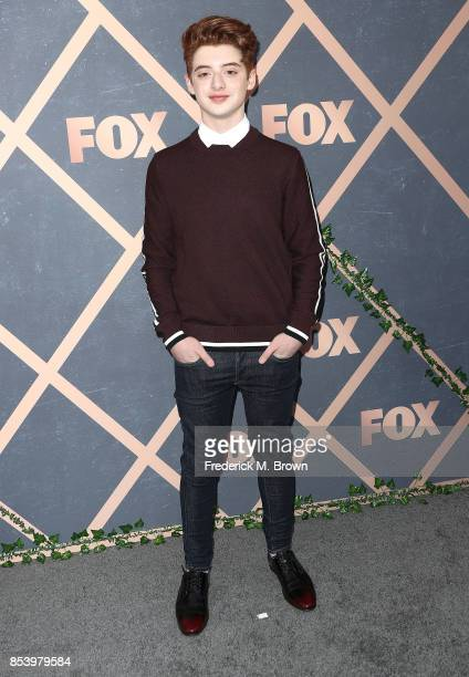 Actor Thomas Barbusca attends FOX Fall Party at Catch LA on September 25 2017 in West Hollywood California