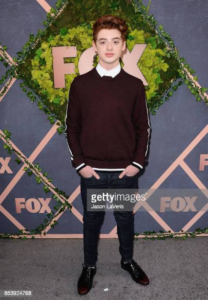 Actor Thomas Barbusca attends the FOX Fall Party at Catch LA on September 25 2017 in West Hollywood California