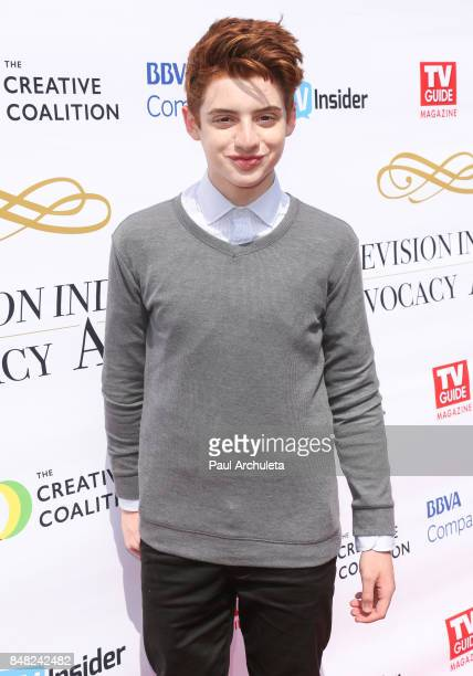 Actor Thomas Barbusca attends the Television Industry Advocacy Awards at TAO Hollywood on September 16 2017 in Los Angeles California