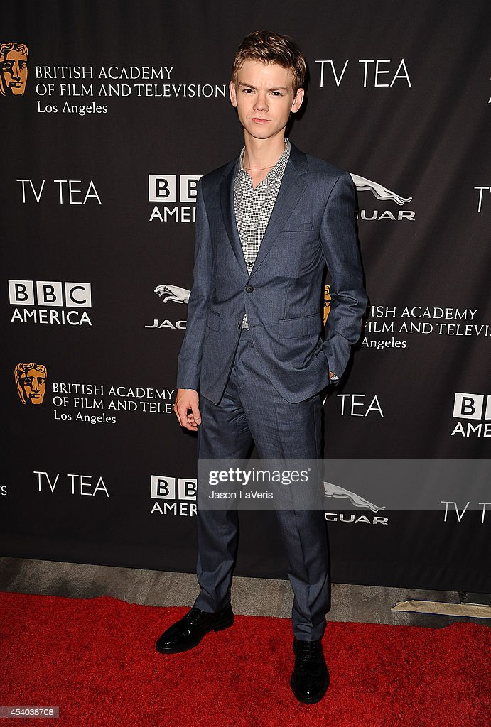 Actor Thomas Brodie Sangster attends the BAFTA Los Angeles TV Tea Party at SLS Hotel on August 23, 2014 in Beverly Hills, California.