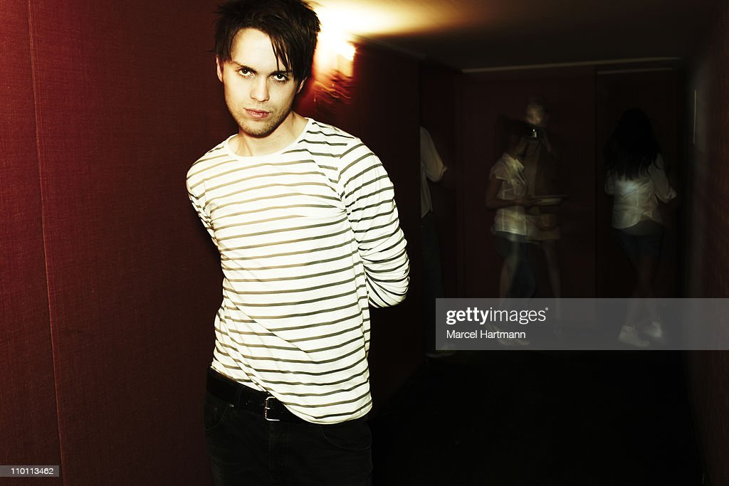 Thomas Dekker, Grazia, May 2010