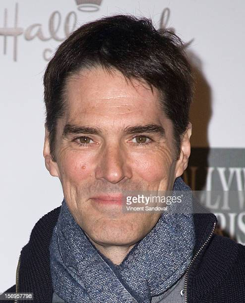 Actor Thomas Gibson attends the 2012 Hollywood Christmas Parade Benefiting Marine Toys For Tots on November 25 2012 in Los Angeles California