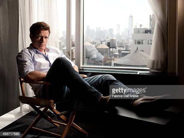 Actor Thomas Haden Church is photographed for Self Assignment in New York City